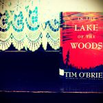 "photo of a the book ""In The Lake of The Wood"""