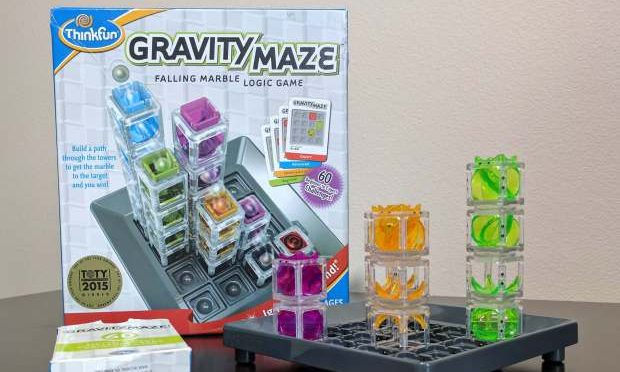 Teen Activity: Gravity Maze
