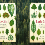"""image of the book cover """"Lab Girl"""", by Hope Jahren"""