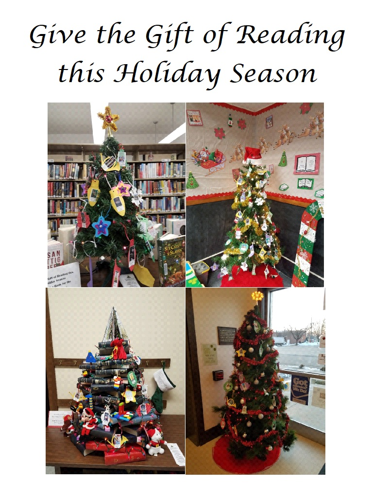 Photo of 4 Holiday Giving Trees