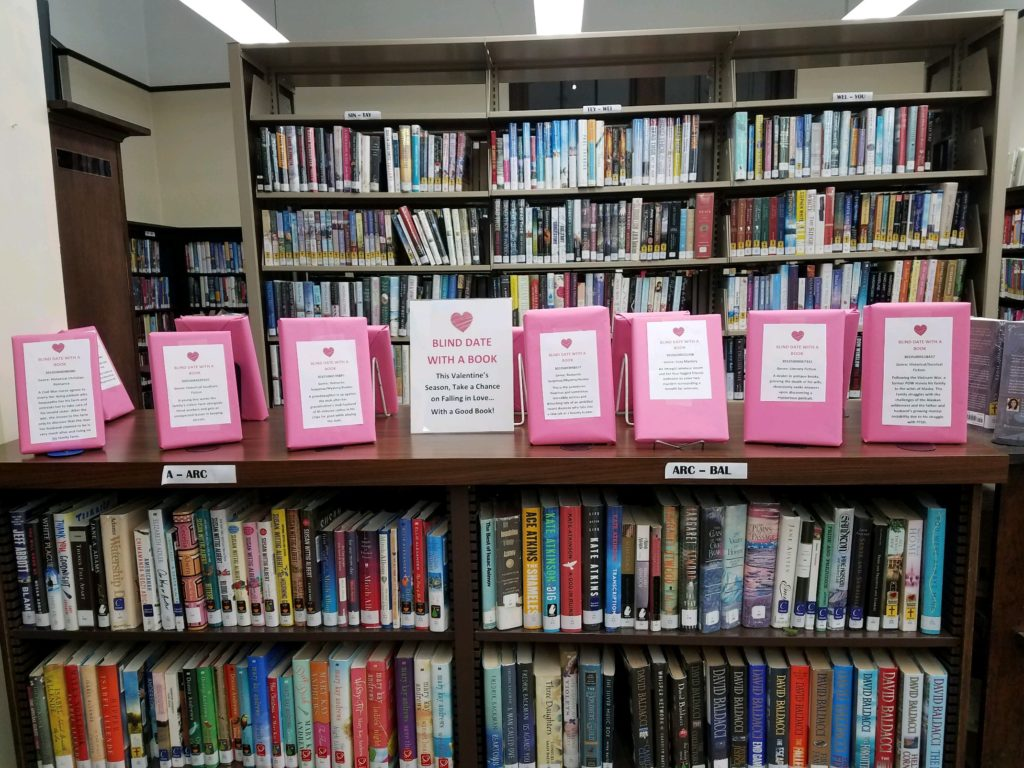 Photo of Blind Date with a Book selections