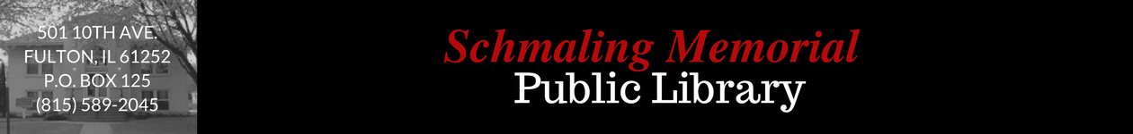 Schmaling Memorial Public Library
